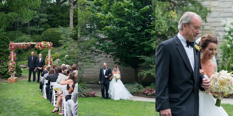 And Finally It Was Time For An Amazing Cleveland Botanical Gardens Wedding!